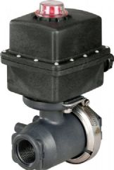 KZ 2 Way Electric Ball Valve F2H-55-Y